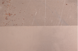 炭素鋼板を脱脂油