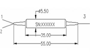 Isolator Polarization Beam Combiner Splitter