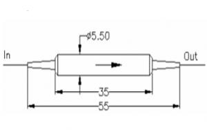 Polarization Maintaining Isolator