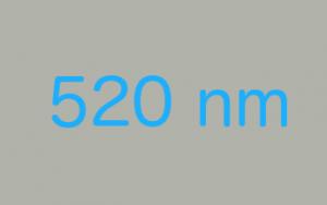 BWT 520 nm