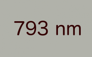 BWT 793 nm