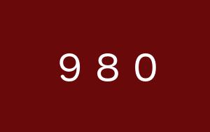 0980nm