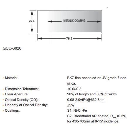 GCC-3020