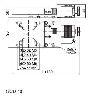 GCD-40
