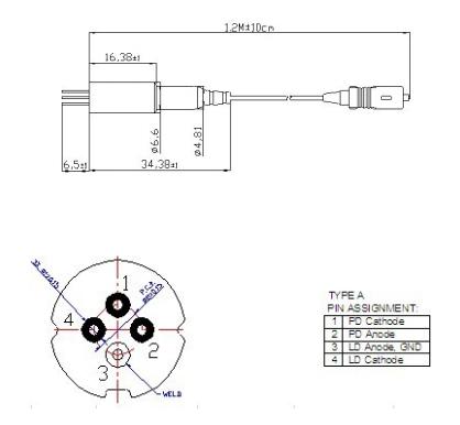 WSLP-1310-001m-9-DFB