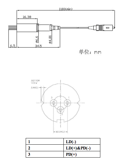 WSLP-905-005m-M-PD