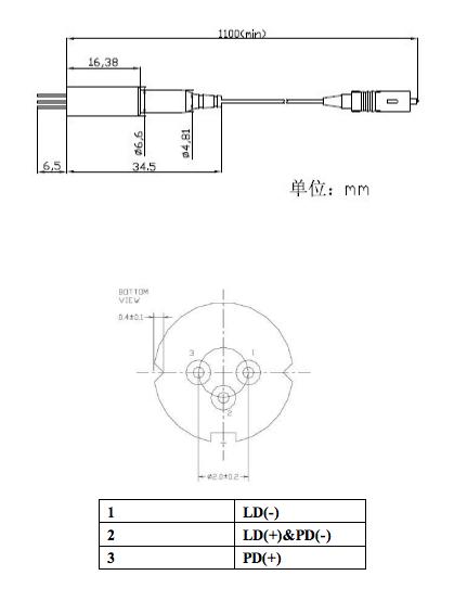 WSLP-905-050m-M-PD