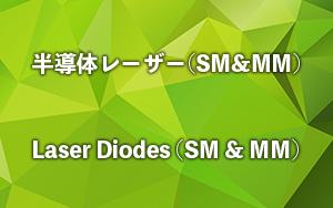 半導体レーザー(SM&MM)